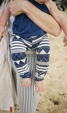 I'm obsessed with baby leggings. My poor kids lived in them.. And still do.