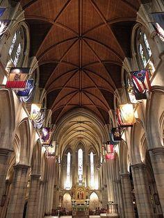 Église américaine de Paris. Paris 7e.