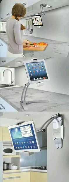 When following kitchen  recipes through your ipad/tablet,this is a very useful tool.☺