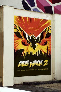 New Work: Facebook Ads Hack 2 — the Design Office of Matt Stevens - Direction + Design + Illustration