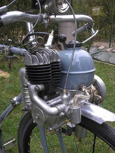 Les Monobloc Type B Motor | Flickr - Photo Sharing!