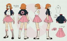 RWBY Volume4 Nora Not sure this is officially from RoosterTeeth, but it looks cool!