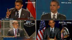7/10/14 - Barack Obama on impeachment: 'Really?'... . . . YES !!!