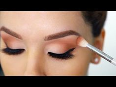 How to Apply Eyeshadow PERFECTLY (beginner friendly hacks) - YouTube