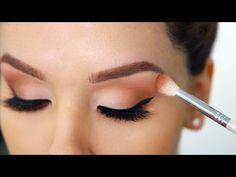 How to Apply Eyeshadow PERFECTLY (beginner friendly hacks) - YouTube