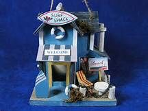 beach themed birdhouse - Yahoo Image Search Results