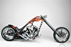Custom Choppers, Custom Harleys, Custom Motorcycles, Custom Bikes, Cars And Motorcycles, Custom Cars, Chopper Motorcycle, Bobber Chopper, Motorcycle Design