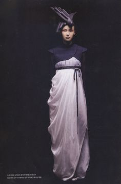 685a9ab27bf42 can strongly see the hanbok influence, but love the should detail and the  draping of