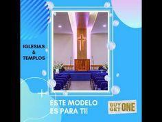 Tu modelo de silla templo lo eliges completo para Iglesias!!! Iglesias, Temples, Metal Furniture, Mesas, Chic