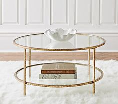 15 Gifts Perfect For The HGTV Addict In Your Life. Glass Top Coffee TableMetal  Coffee TablesRound ...
