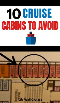 If you're picky about cruise cabins, then you'll want to read this! Find out which cabins you want to avoid on your next cruise. From stateroom locations, cruise cabin types, plus ship cabin specifics that might surprise you! Cruise Packing Tips, Cruise Travel, Cruise Vacation, Disney Cruise, Vacation Ideas, Cruise Excursions, Cruise Destinations, Cruise Port, Cruise Ship Reviews