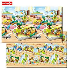Dwinguler Augmented Reality Kids Play Mat (Large, Aesop's Fables)  http://www.babystoreshop.com/dwinguler-augmented-reality-kids-play-mat-large-aesops-fables-2/