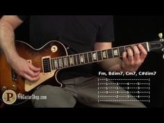 Led Zeppelin - The Wanton Song Guitar Lesson - YouTube