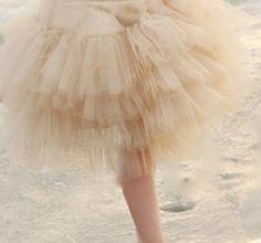 feathery tule