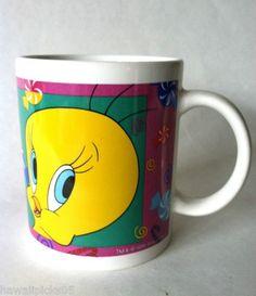 Tweetie cookie jar Tweety 3 Pinterest