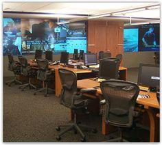 Metro Emergency Operations Centers