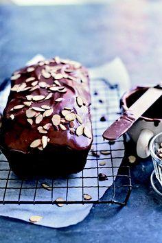 Chocolate Tea Cakecountryliving