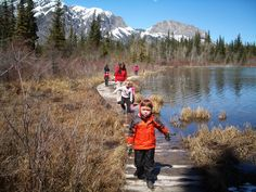 Family Adventures in the Canadian Rockies: The Top 10 Spring Family Hikes in Kananaskis