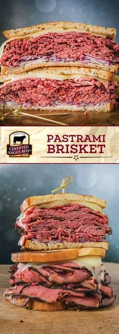 Learn how to make delicious pastrami brisket in a smoker with this step-by-step recipe. This made from scratch pastrami brisket is perfect for sandwiches. Smoked Pastrami Recipe, Homemade Pastrami, Pellet Grill Recipes, Grilling Recipes, Meat Recipes, Pastrami Sandwich, Beef Brisket Recipes, Smoking Recipes, Brisket Flat