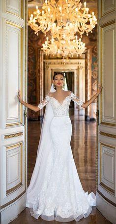 Milla Nova Bridal 2017 Wedding Dresses rita / http://www.deerpearlflowers.com/milla-nova-2017-wedding-dresses/21/