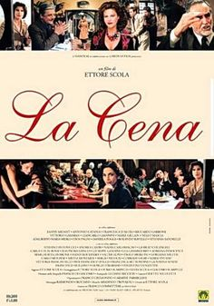 The Dinner, La cena (1998) Dir. Ettore Scola