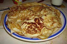 Czech Recipes, Pancakes, Food And Drink, Breakfast, Tvar, Czech Food, Mascarpone, Essen, Morning Coffee