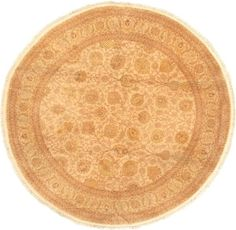 Hand-knotted Sino Persian 180L Beige Wool/Silk Rug
