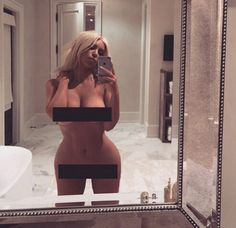 WATCHTOWERWhen youre like I have no clothes Kim Kardashian strips starkers for explicit selfie Kim Kardashian leaks full-frontal naked selfie: Ready to break the internet again? EXPOSED: Kim posed full-frontal in her own bathroom INSTAGRAM But shes back to remind us that shes the woman who broke the internet with her naked body and a little childbirth isnt about to change that. The 35-year-old has posted a full-frontal nude selfie to Instagram to add a dose of filth to our Monday morning…