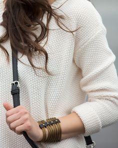 Modern Nomad Bracelet//
