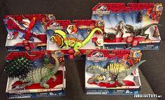 Jurassic World Dino Hybrid