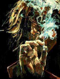 """Saatchi Online Artist Anna Bocek; Unknown, """"Dark Room II"""" #art"""