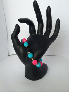 Custom made Beaded Bracelet by Zoeysbeautyboutique on Etsy, $6.00