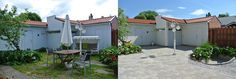 Omakotitalon #sisäpiha #roomalainenkiveys #ennenjajälkeen - #yard #beforeandafter Gardens, Yard, Patio, Building, Outdoor Decor, Home Decor, Decoration Home, Terrace, Room Decor