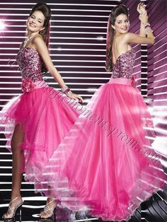 Great dress for prom....so fun!