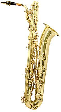 Saxofón Barítono.