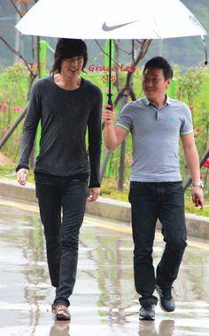 Lee Min Ho Lee Min Ho Faith, Lee Min Ho Dramas, The Great Doctor, Filming Locations, Minho, Behind The Scenes, Korea, Sporty, Bts