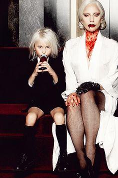 Lady Gaga - AHS Hotel