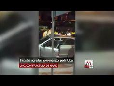 Taxistas agreden a personas que solicitaron Uber en Tijuana