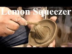 How to Make a Pottery lemon Juicer Squeezer on potter's wheel. If you like the video share this one :) https://www.youtube.com/watch?v=LZ89SU5VZSo&list=PLw9_EzwihLfLZTP3aUn-dTv_do1SqxZl8 Subscribe for more... #pottery #diy #crafts #ceramics #lemonJuicer #juicer #Squeezer #potterythrowdown
