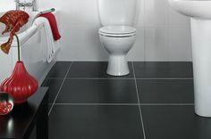 Plain Tiles Black Tiles Bathroom Updates, Black Tiles, Color Tile, Remodel Bathroom
