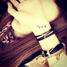 Totally Inspiring, #tiny #tattoos and Cute #Wristtattoo Designs and Ideas for…