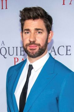 HAPPY 42nd BIRTHDAY to JOHN KRASINSKI!! 10/20/21 Born John Burke Krasinski, American actor, director, producer, and screenwriter. He has received four Primetime Emmy Award nominations and won two Screen Actors Guild Awards. He was named by Time magazine as one of the 100 most influential people in the world in 2018.
