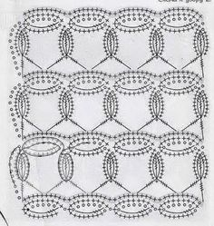 Todo crochet: Patrones crochet de punto ojal