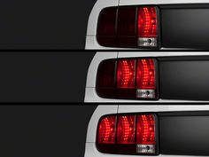 Raxiom Mustang Sequential Tail Light Kit - Plug-and-Play 11044 All) 2005 Ford Mustang, Ford Mustangs, Mustang Parts, My Dream Car, Dream Cars, American Muscle Cars, Tail Light, Plugs, Volkswagen