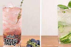 Diese Gin Tonic Variationen sind mega lecker und erfrischend