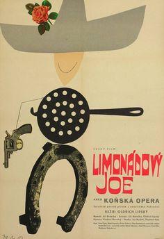 Plakát k filmu Limonádový Joe