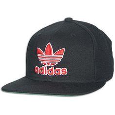 adidas Thrasher Snapback - Men s - Black Red 00e7c79877b5