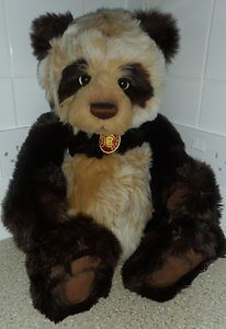 Charlie Bear Rolo QVC Limited Edition