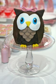 Little Big Company | The Blog: A Gorgeous Owl Themed 2nd Birthday