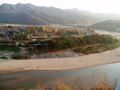 Korea-Andong-Hahoe Folk Village